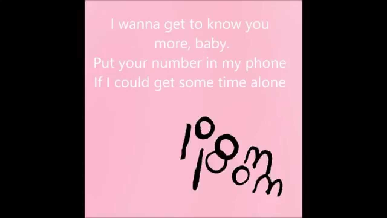Ariel Pink \/\/ Put Your Number In My Phone (w\/lyrics) - YouTube