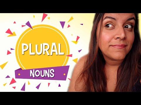 Aprende en Inglés los Plurales de los sustantivos (Plural Nouns)