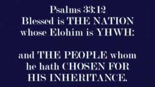 Who are the Israelites - - www.deuteronomy28.org