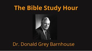 Dr Donald Grey Barnhouse: Two Kinds of People