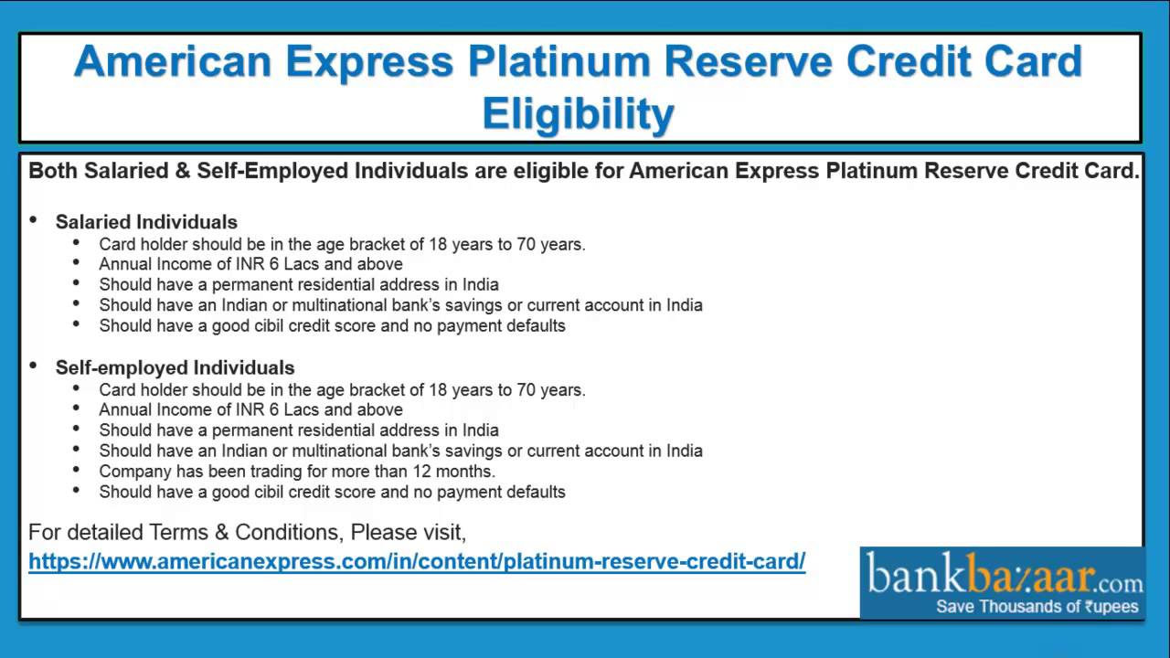 How to Apply for an American Express Credit Card forecasting