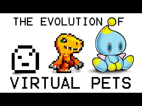 The Evolution of Virtual Pets