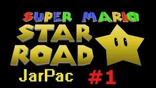 JarPac - Super Mario 64: Star Road CO-OP - Featuring Gokee (Part 1)