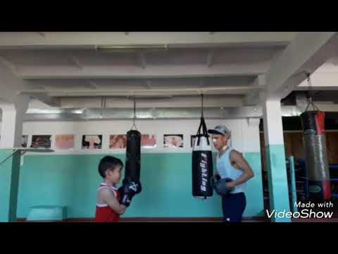Qapshagai boxing team 💪👊