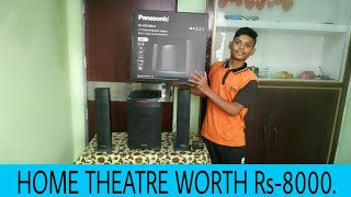 Panasonic SC-HT21GW-K 63W home theatre best budget panasonic home thestre