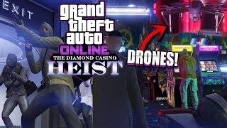 """COMPRANDO Y PROBANDO TODO DEL NUEVO DLC """"GOLPE al CASINO The DIAMOND"""" en GTA 5 ONLINE con SUBS! 🤗"""