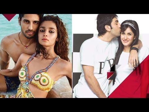 Alia Bhatt & Sidharth Malhotra's Cosy Moment, Ranbir Kapoor & Katrina Kaif To Share Silver Screen Mp3