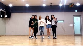 THE ARK (디아크) - 빛 (The Light) Dance Practice Ver. (Mirrored)