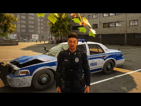 Getting Brake Checked Twice - Police Simulator Patrol Officers  