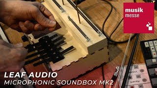 Leaf Audio Microphonic Soundbox mk2 (Musikmesse 2019)