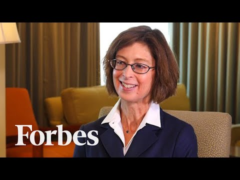 Fidelity President Abigail Johnson's Relentless Focus | Forbes