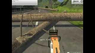 Farming Simulator 2013 Forest Mod NEW!!!