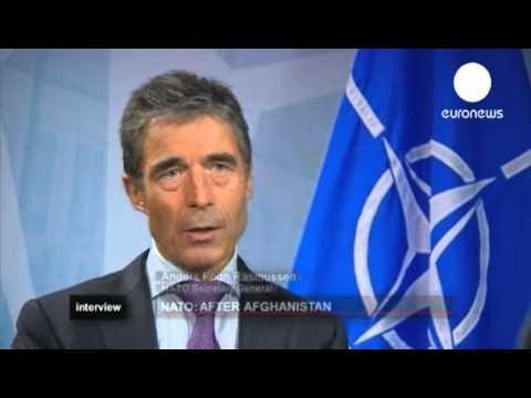 NATO Chief on Georgia's memership & Russian military drills