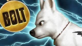 Вольт  супер пес - Герой