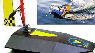 How to make fastest Howver craft rc boat at home || Flytech