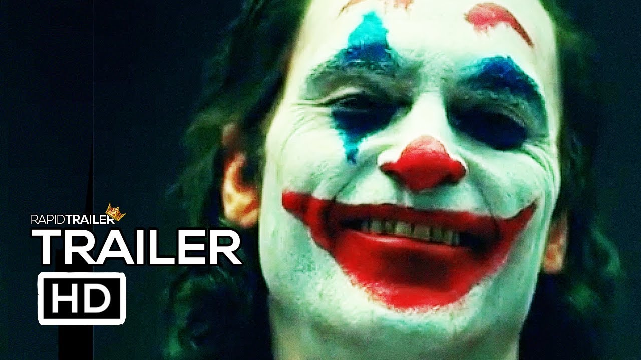 Joker Joaquin Phoenix As The Joker Trailer 2019 Dc Movie Hd