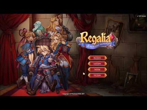 Regalia Episode 1 Medieval New Jersey
