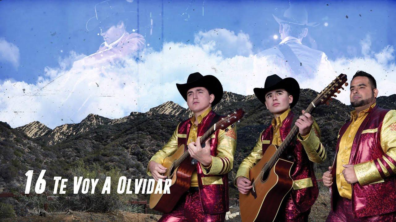 Download Te Voy A Olvidar - Los Plebes del Rancho de Ariel Camacho - DEL Records 2016