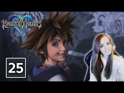 THE END! Kingdom Hearts 1.5 Ending PS4 HD Remix Gameplay Walkthrough Part 25