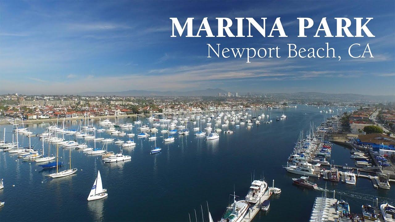 Marina Park Newport Beach Ca You