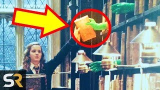 25 Behind The Scenes Secrets From Harry Potter And The Half-Blood Prince