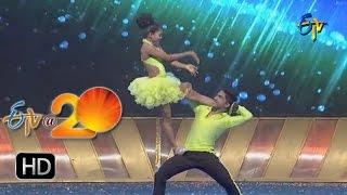 Bad Salsa Team Salsa Dance Performance -  in Khammam ETV @ 20 Celebrations