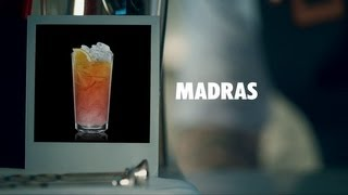 Madras Drink Recipe - How To Mix