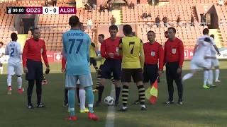 Gandzasar vs Alashkert FC full match