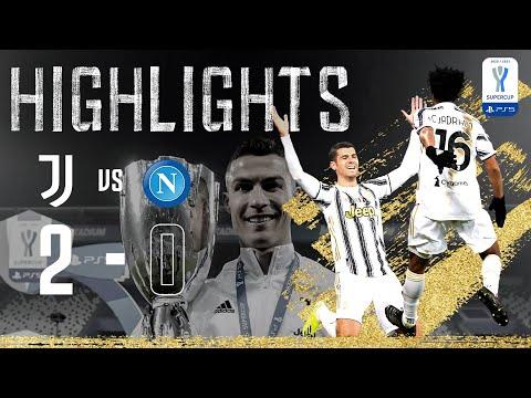 Juventus - Napoli 2:0