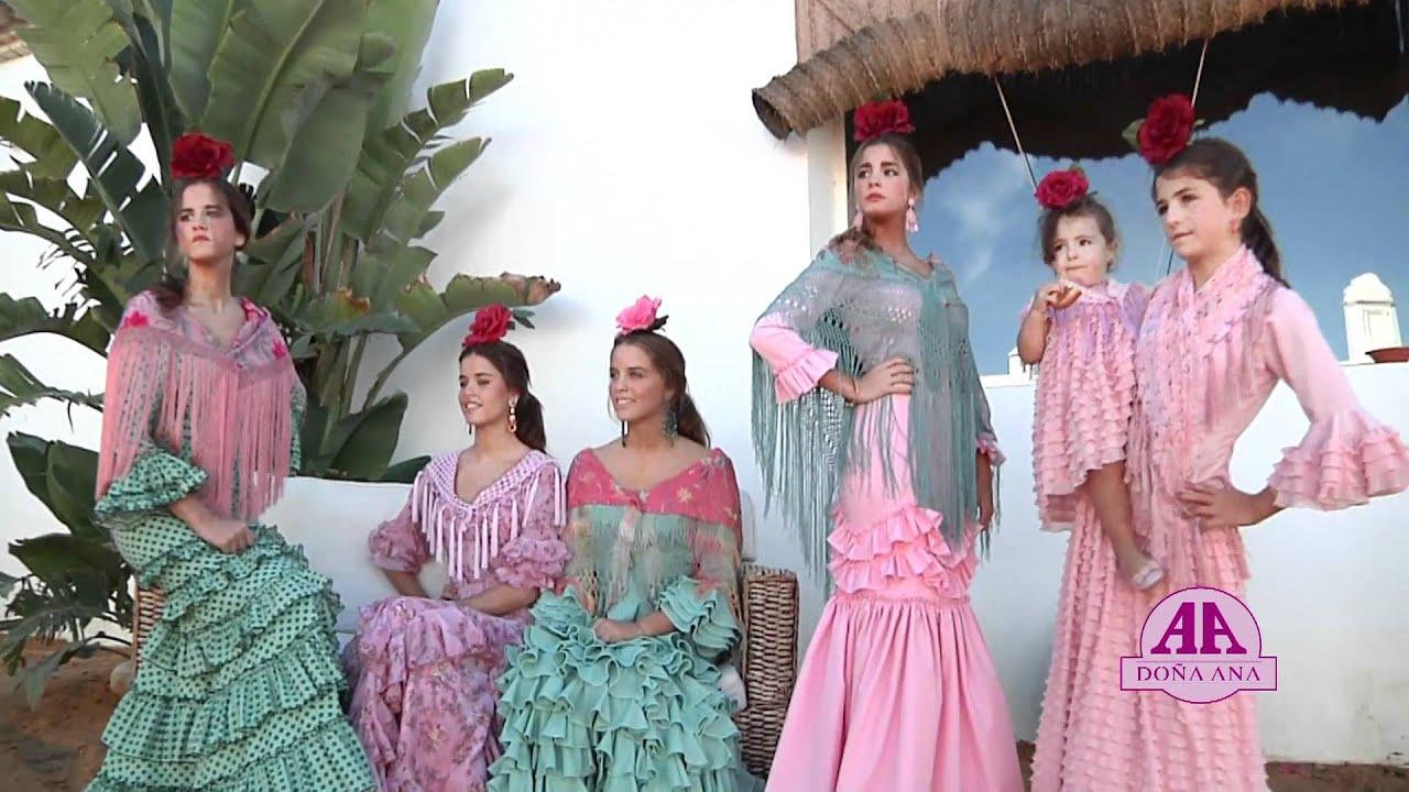 1c4f70dea Trajes de Flamenca Doña Ana
