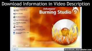 Ashampoo Burning Studio 2012 10.0.15.10773 for free full version