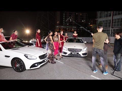 GLAM Malaysia | Sebalik Tabir GLAM Next Face 2018 Bersama Mercedes