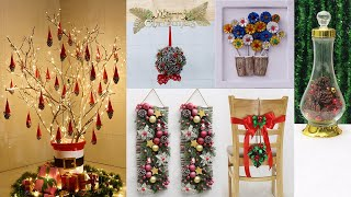 11 Christmas decoration ideas with pine cones