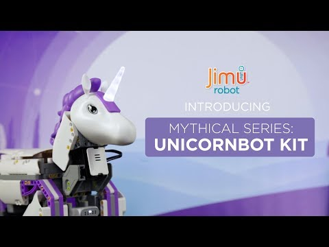 Video thumbnail of UnicornBot