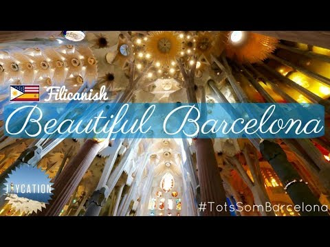 THINGS TO DO IN BEAUTIFUL BARCELONA SPAIN | TRAVEL VLOG