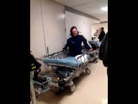 Only in flint Hurley hospital smfh lol