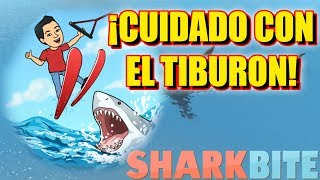 ✔️ Hunting For Sharks! Roblox Gameplay Jesus Soto Spanish