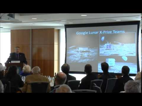 Pete Worden; NASA Ames Research Center, Director