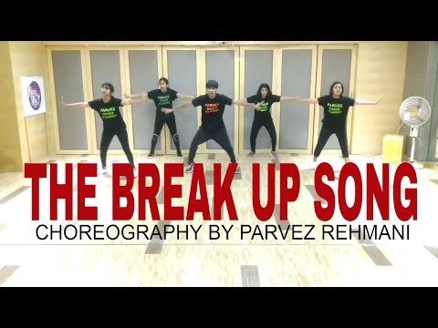 The breakup song dance video - Ae dil hai mushkil | Arijit | Ranbir | badshah | anushaka | parvez |