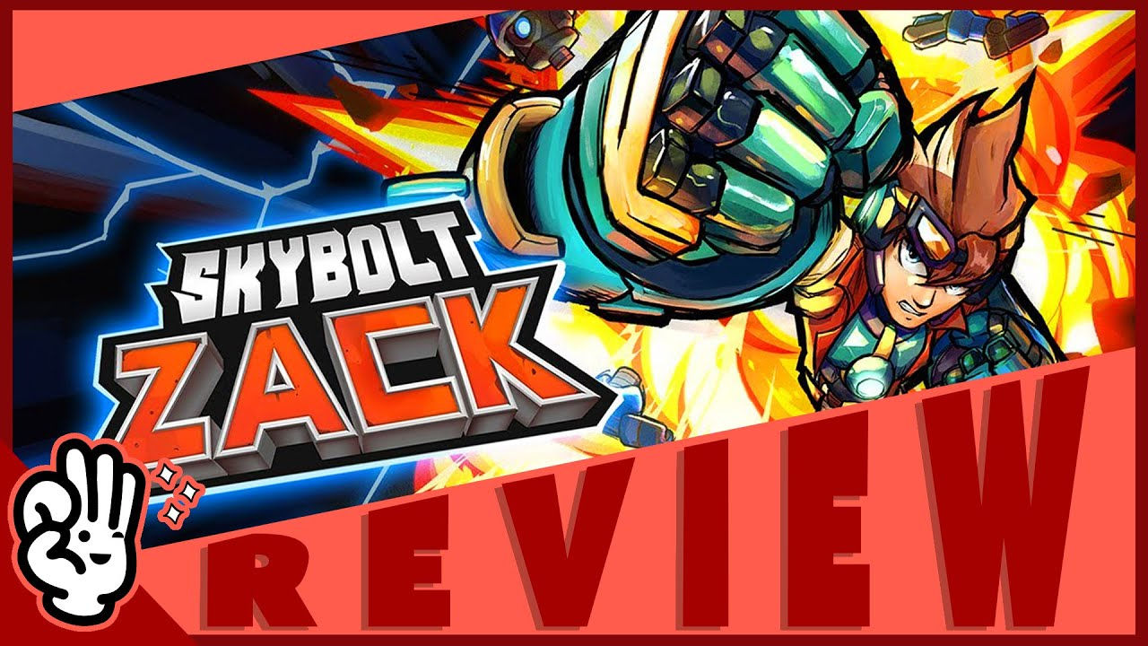 Skybolt Zack Review and Giveaway | Potentially Perfect