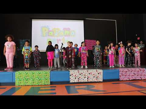 Frontier School of Innovation Elementary Pajama Party Musical
