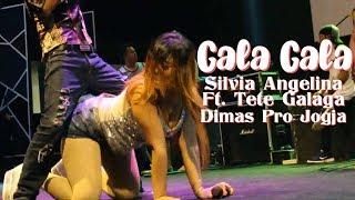 [ GOYANG BASAH ] Silvia Angelina Ft. Tete Galaga - Gala Gala - Om Dimas Pro Jogja