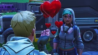 FORTNITE THE MOVIE - A LOVE STORY! [NL]