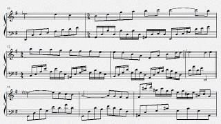 "Partitura ""Concerto for Stella"" Richard Clayderman"