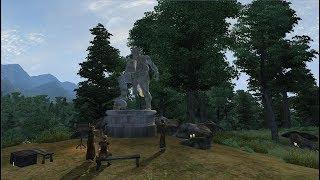 TES IV Oblivion Глава 33 - Святилище Сангвина