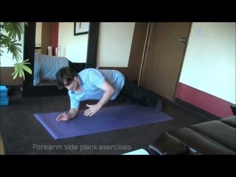 West Hollywood Chiropractor: Plank Exercises to Strengthen Abdominal Core