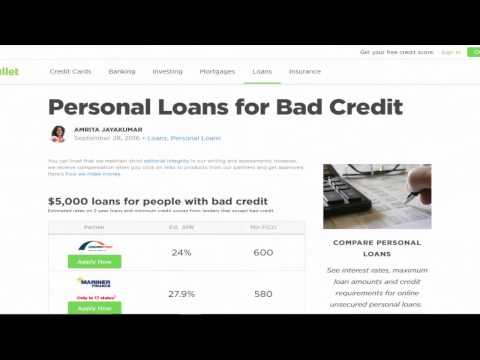 Personal Loans for Bad Credit - beneficial personal loans for bad credit