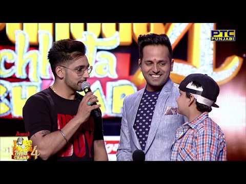 Babbal Rai   Billi Billi Akh   Live Performance   Studio Round 09   Voice Of Punjab Chhota Champ 4