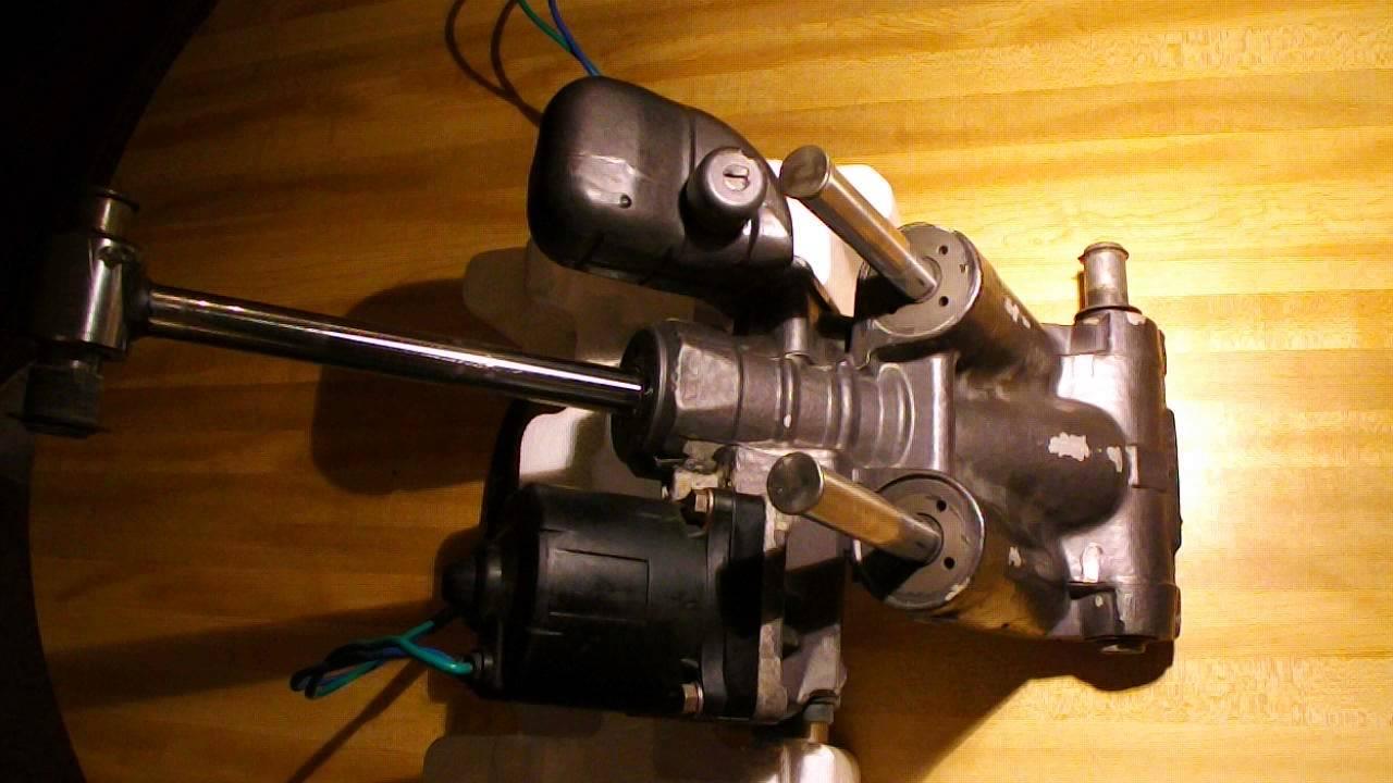 small resolution of tilt and trim fastrak johnson evinrude 1998 2001 60 70 80 90 100 105 115 hp youtube
