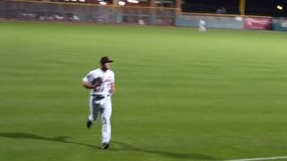 3 Tim Tebow At Bats from the Arizona Fall League game on October 24...